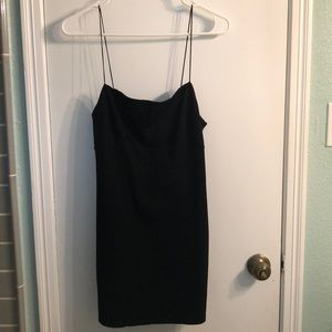 Black Urban Outfitters Cocktail Dress
